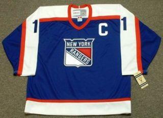 Mark Messier New York Rangers 1978 Vintage Jersey XXL
