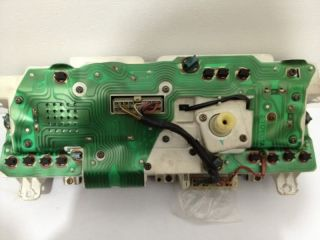 JDM Toyota Levin trueno AE86 Digital Cluster Speedometer Gauge TRD
