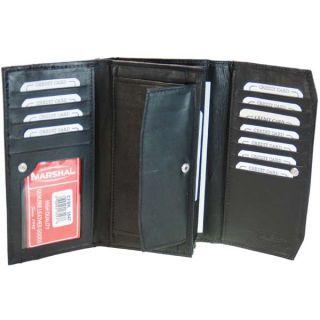 Marshal Genuine Leather Ladies Standard Wallet 3547CF