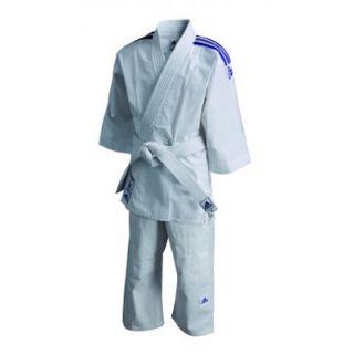 New Adidas Mens Martial Arts J200 Judo Uniform