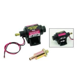 Mr Gasket Micro Electronic Fuel Pump 42 GPH 4 PSI 42S
