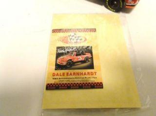 RARE Dale Earnhardt Taz Tasmanian Devil Pedal Car