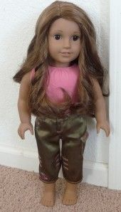 American Girl Doll Marisol 2005 Doll of The Year