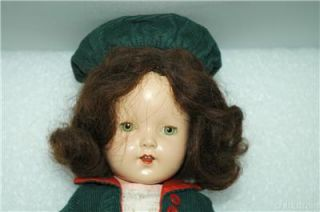 Vintage Effanbee 16 Composition Mary Lee Patsy Joan Doll Girl 1930s