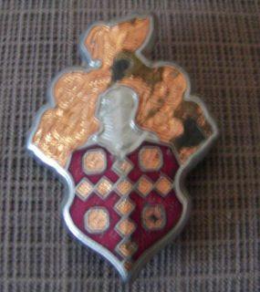 Packard 1948 1949 1950 Grill Emblem Ornament Crest