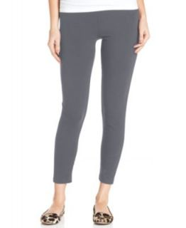 INC International Concepts Pants, Wide Waistband Leggings   Womens