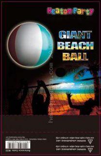 INFLATABLE BEACH BALL BEACH PARTIES FANCY DRESS £1.55