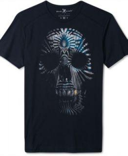 INC International Concepts Shirt, Paisley Skull Shirt   Mens T Shirts