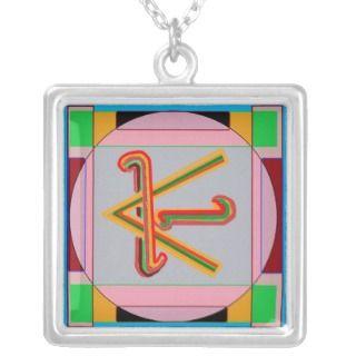 SHANTI  KARUNA Reiki Healing Symbol Custom Jewelry
