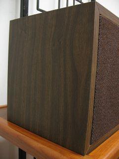 Vintage Martin Eastman Sound Micro Max Shelf Speakers 1971 Mid Century