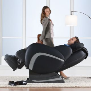 Osim Uastro Zero Gravity Massage Chair Black