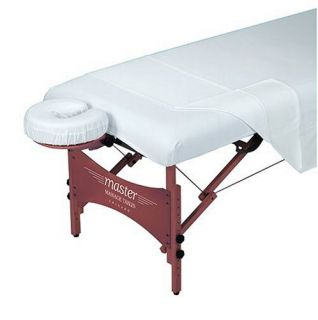 Master Massage 3 Piece Flannel Sheet Set New
