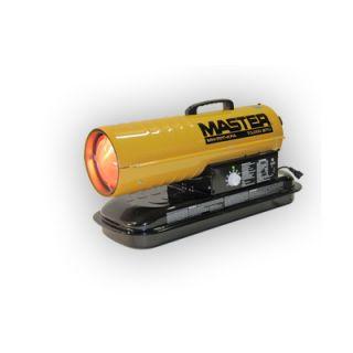 Master MH 75T KFA 75 000 BTU Kerosene Diesel Forced Air Heater