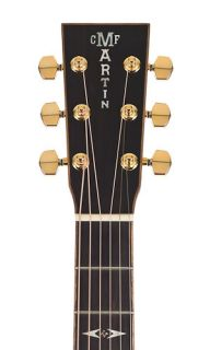 Martin Performing Artist Series DCPA1 Cutaway Acoustic Electric Guitar