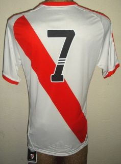 New 2011 River Plate Almeyda 25 Argentina Jersey Shirt