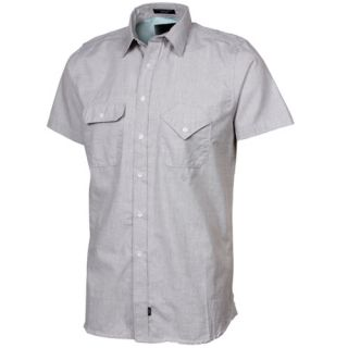 Matix Diamond Supply Co Davis Button Up Shirt Grey