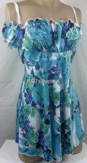 New Womens Maternity Clothes s M L XL Blue Purple Flower Shirt Top