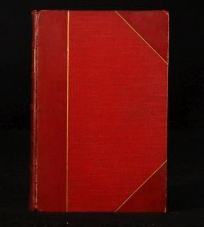 1923 Poetical Works of Matthew Arnold Fine Binding