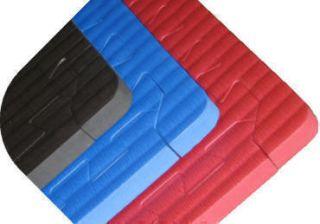 Black Tatami Wrestling Martial Arts Puzzle Mat Flooring