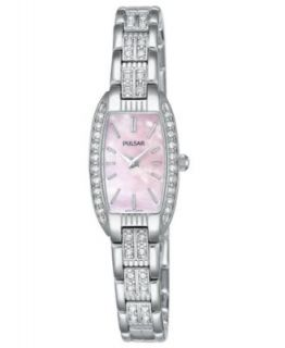 Pulsar Watch, Womens Stainless Steel Bracelet PEGF23   All Watches