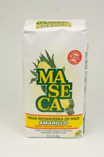 Maseca Instant Yellow Corn Tortilla Masa Flour Mix 2 2 lbs 1 KG