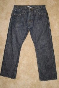 Mens Mavi Jeans Martin 33 x 29 Short Inseam Low Rise Straight Leg