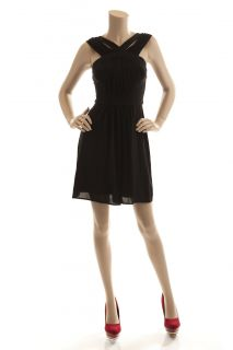BCBG Max Azria Black Cocktail Dress New Size S