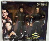 WWE Classic Superstars Figure 2 Pack Summerslam Hardy Boyz Matt Jeff