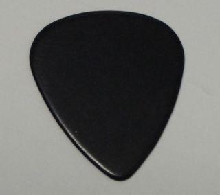Scorpions Rudolf Schenker Gibson Guitar Pick Black on Black