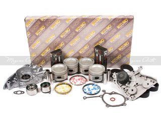 Mazda B2200 F2 2 2 SOHC 8V Engine Rebuild Kit