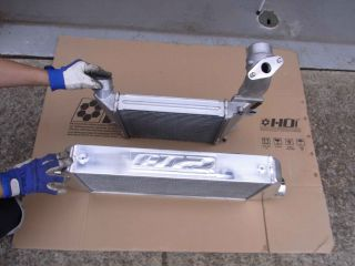Hybrid HDI GT2 Pro Intercooler Kit for Mazda MPS3 mazdaspeed 3