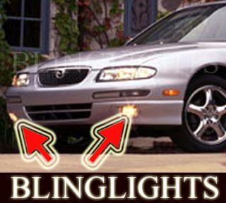 93 02 Mazda Millenia Fog Lights Lamps Eunos 800 Xedos 9