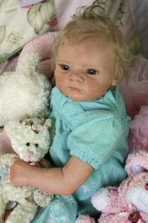 Baby ♥ Girl Doll New Legler Realistic Newborn ♥ Max ♥