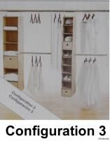 Neatfreak Closetmax System Closet Organizer Clothes