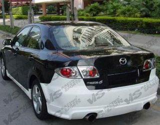 03 04 05 06 07 Mazda 6 Mazda6 Fuzion Full Body Kit