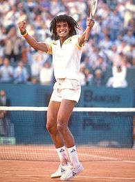 1983 Roland Garros Final Yannick Noah Mats Wilander DVD English