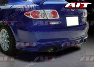 02 03 04 05 06 07 Mazda 6 Mazda6 M Style Full Body Kit