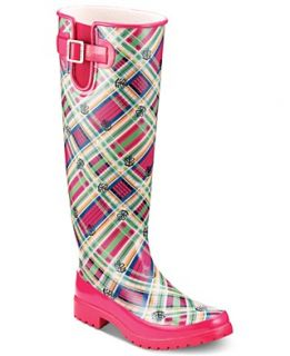 Sperry Top Sider Womens Shoes, Pelican Tall Rain Boots