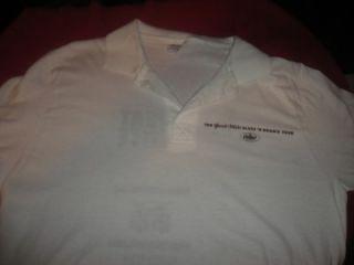 Great White B B Vtg 1990 Tour Shirt MSG Havana Black Promo Capitol