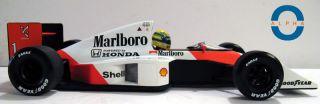 18 McLaren Honda MP4 5 Ayrton Senna Full Livery 1989 F1 Vice