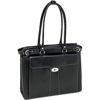 McKlein USA Quincy Leather 15 4 Ladies Briefcase 2 Colors
