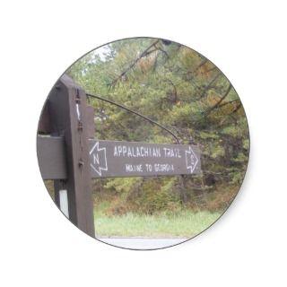 appalachian trail pennsylvania fall stickers