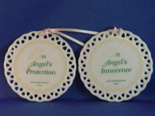 Heavens Little Sweethearts Angel Ornaments Donna Brooks
