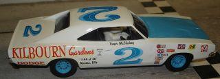 Roger McCloskey Kilbourn Gardens 69 Dodge Charger Custom Built 1 32