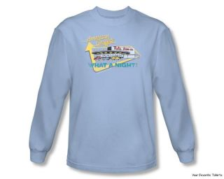 Mels Drive in Officially Licensed Long Sleeve Shirt s 2XL