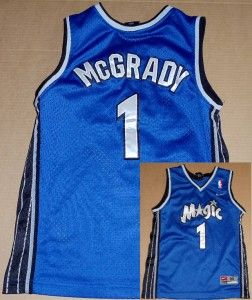 Tracy McGrady Orlando Magic Jersey Nike Youth M Medium
