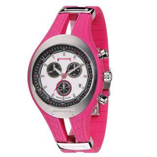 New Pirelli Mens Watch Quartz Chronograph Date Rubber Strap