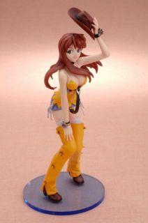 New Yamato Meg Burst Angel Creators Lab Pre Painted PVC 1 7 Figure