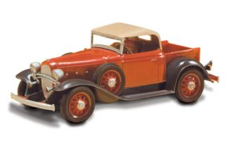 1932 Chevrolet Pickup 1 32 Scale Model Kit from Lindberg Skill Level 2