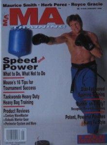 Joe Lewis Herb Perez Maurice Smith Karate Kung Fu Martial Arts